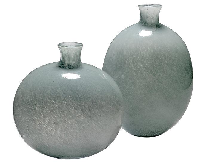 Minx Hand Blown Glass Vases