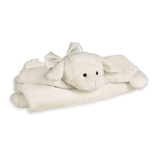 Lamby Lamb Baby Blanket