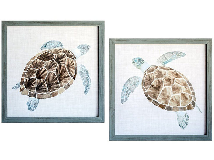 Sea Turtles I and II