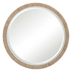 Carbet Large Round Rope Mirror