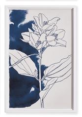 Watercolor Floral Sketch II