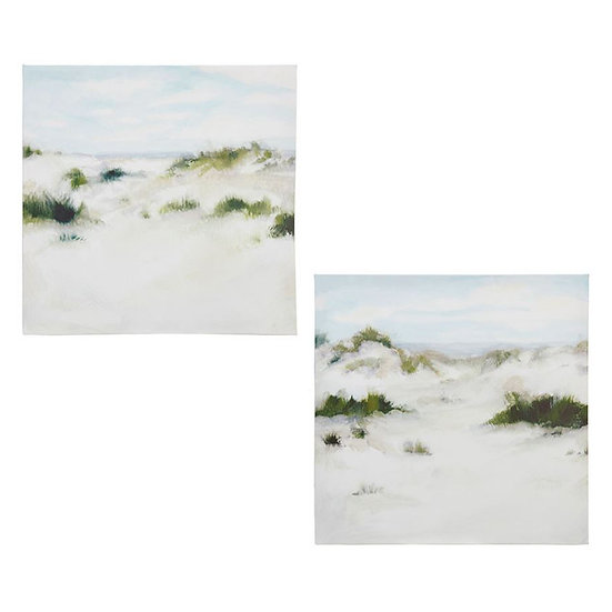 Seaside Wrapped Canvas Prints