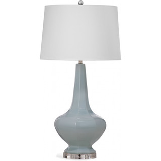 Wells Tall Ceramic Table Lamp