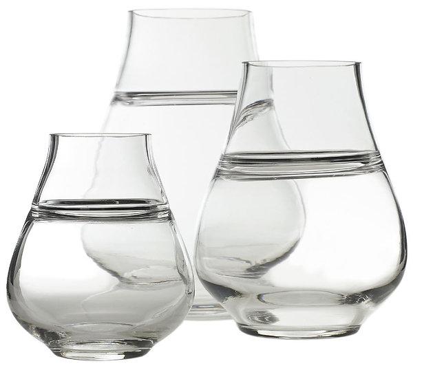 Clarity Vases