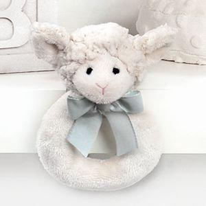 Lamby Lamb Ring Rattle