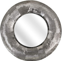 Neka Concave Round Wall Mirror