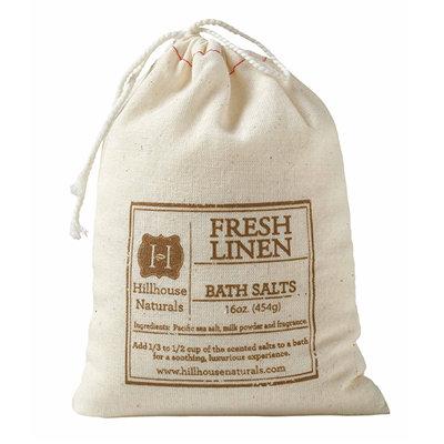 Fresh Linen Bath Salts Bag
