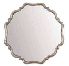 Valentia Quatrefoil Wall Mirror