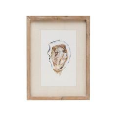 Framed Oyster Print 2