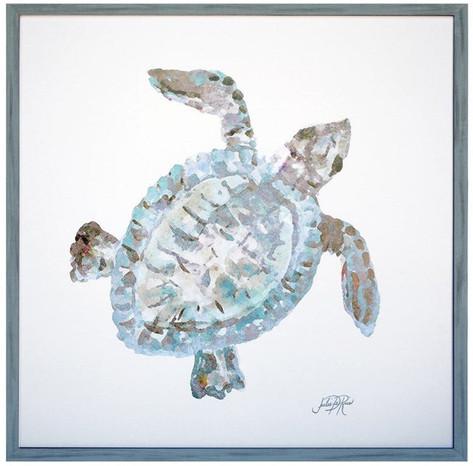 Sea Turtle - Right