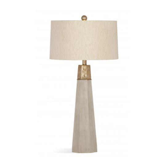 Rowan Modern Cement Table Lamp