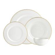 Republique 16pc Fine Dinnerware Set