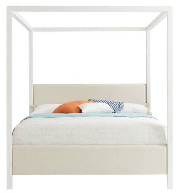 Archetype Canopy Bed