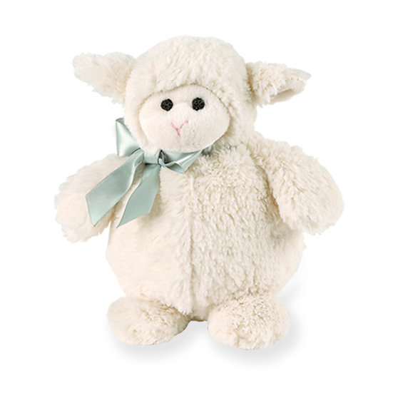 Little lamb plush stuffed animal for babies and children