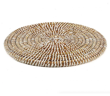 Rivergrass Round Placemats