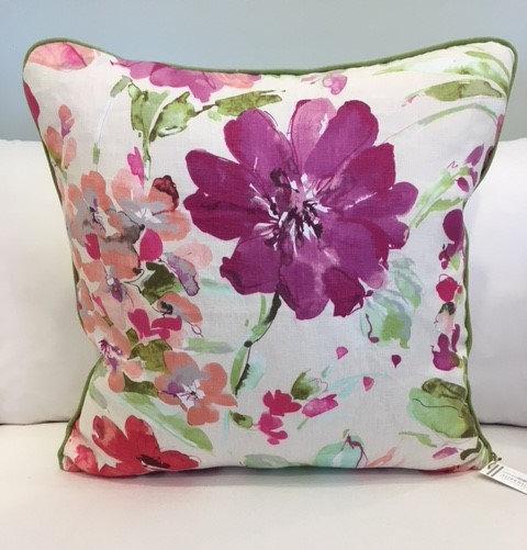 24x24 Paint Palette Orchid