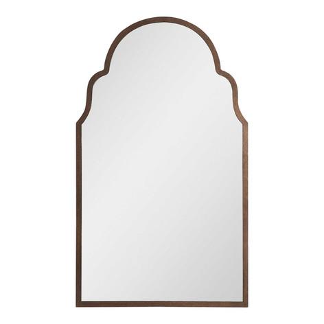 Brayden Oil Rubbed Bronze Arch Mirror