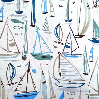 Vilber Veleros Boats - Blue