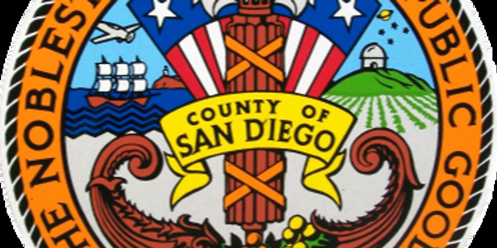 TRA Lunch & Learn - San Diego County Presentation