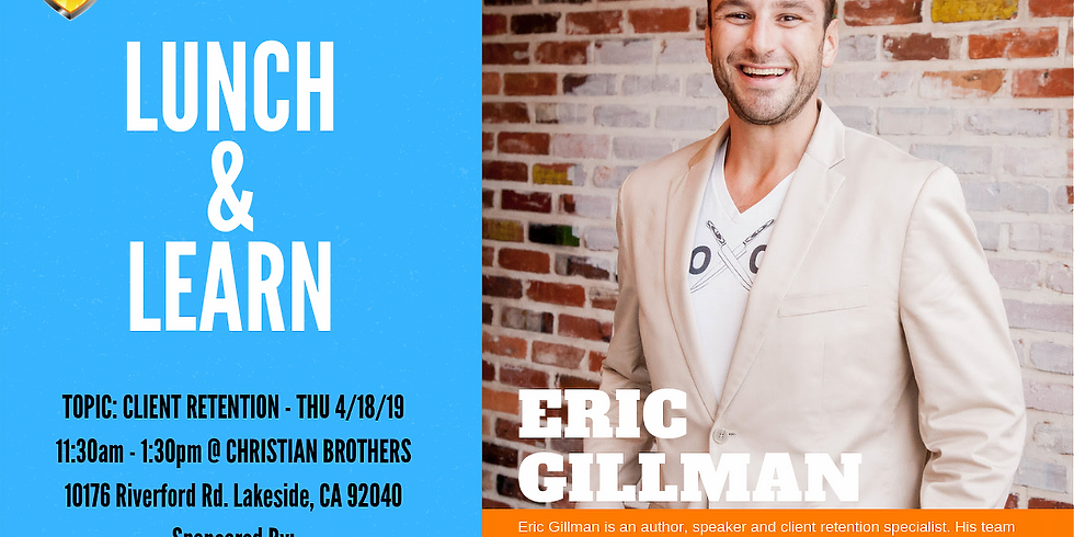 Retaining Customer Forever with Eric Gillman