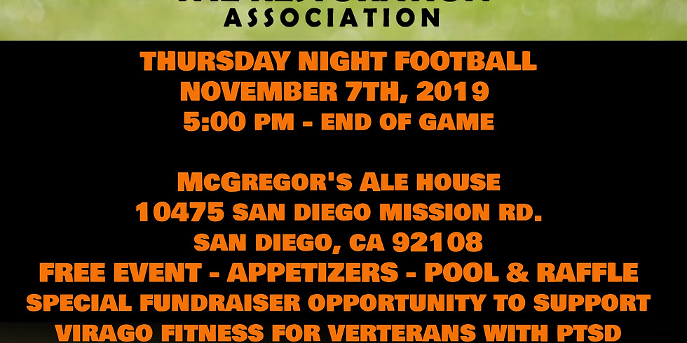 Thursday Night Football for a Cause