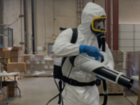 3 Easy Steps to follow for Disinfecting your Business