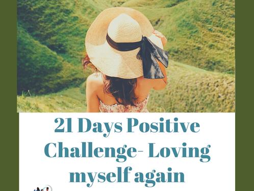 21 Days Positive Challenge