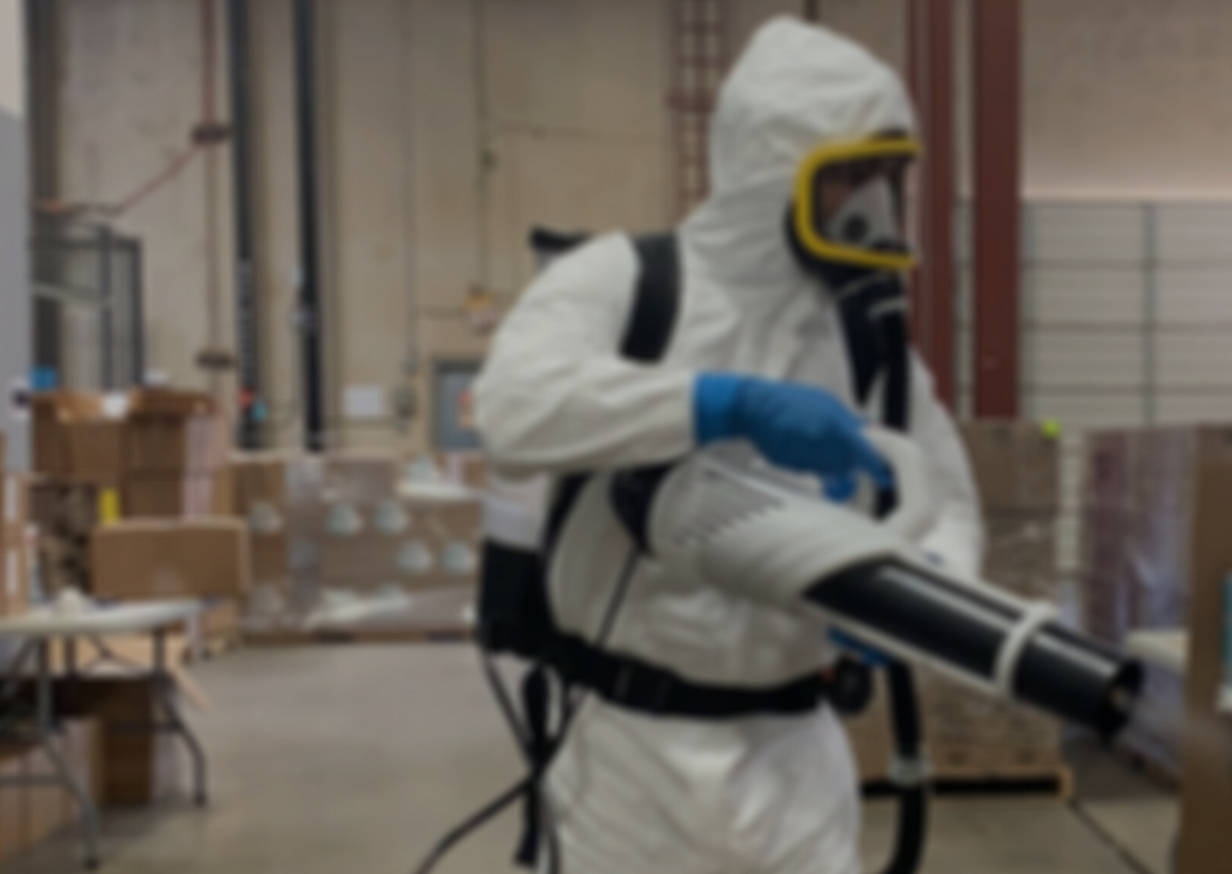 New Clean DFW Commercial Disinfecting an