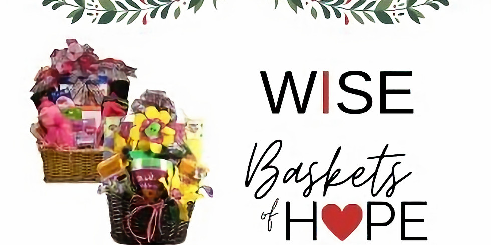 Baskets of Hope Campaign - Now through December 15