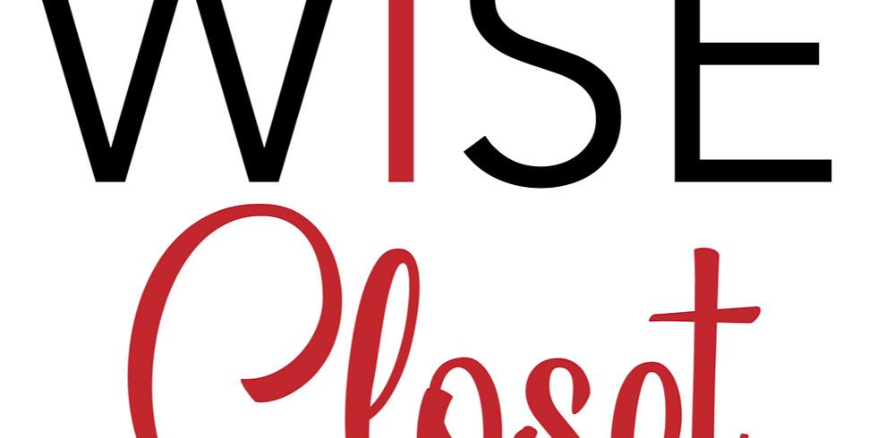 WISE Closet Fall Refresh