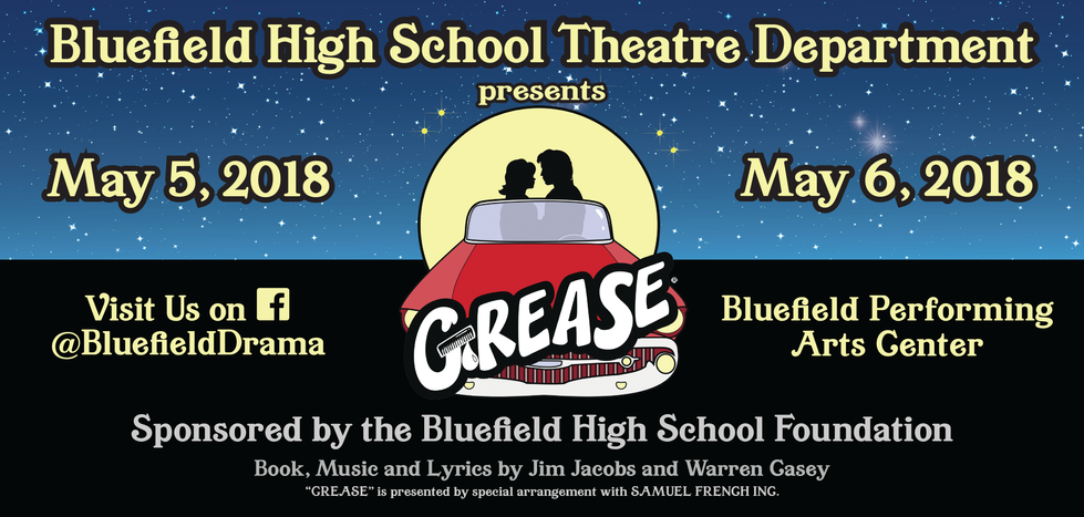 2018 Grease - BHS Theatre Billboard-01.p