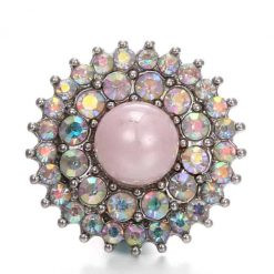 fashion-jewelry-18mm-crystal-snap-button