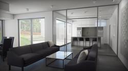 Modern 2 szintes családi ház