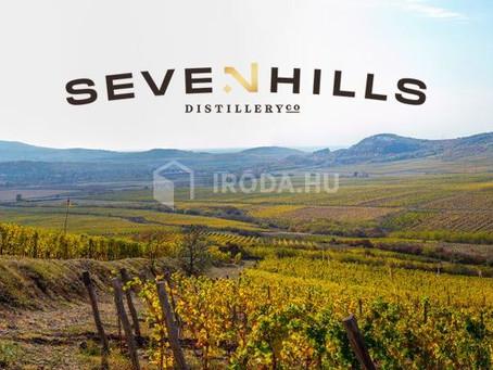 Tokaji Whisky lepárlónk, a Sevenhills Distillery az Év Közösségi tere 2019 versenyen!
