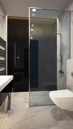 Luxury Airbnb Fürdőszoba