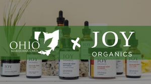 Ohio Marijuana Card Partners with CBD Brand Joy Organics
