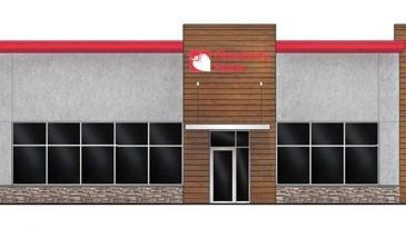 Exterior of Strawberry Fields Dayton Dispensary