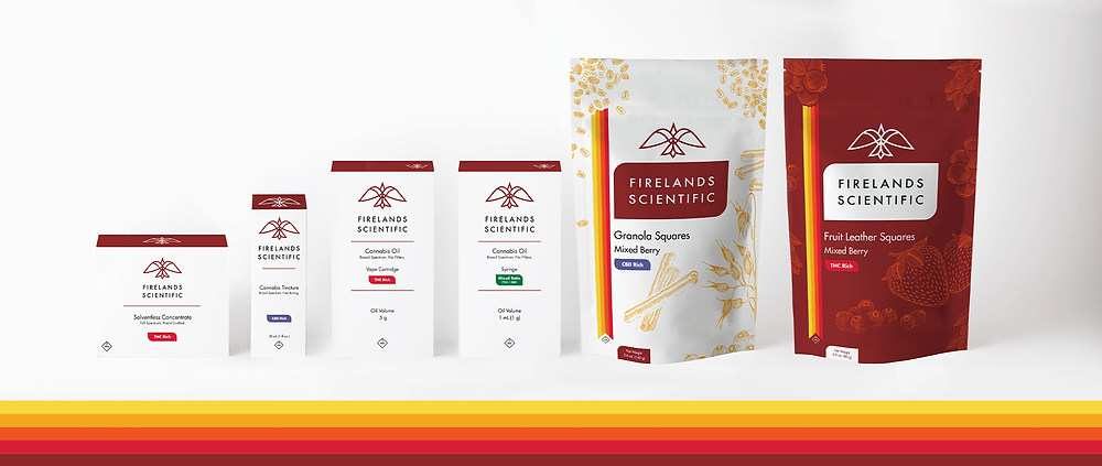 Firelands Scientific Full Product Line