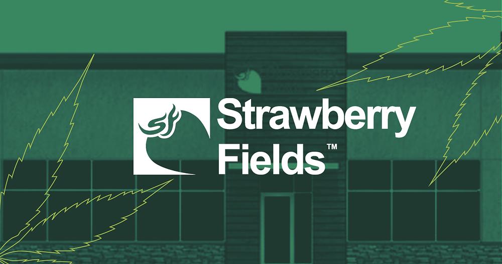 Strawberry Fields dispensary in Ohio