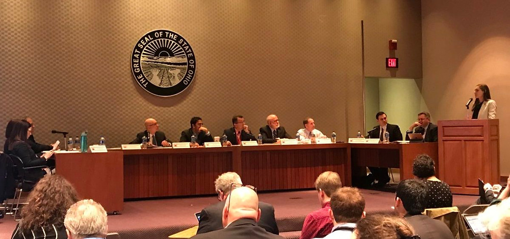 Ohio Medical Marijuana Advisory Committee Meeting