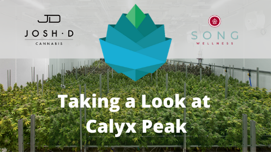 Calyx Peak Cultivation and Processing in Akron, OH