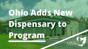 Ohio Adds Dispensary to Medical Marijuana Program