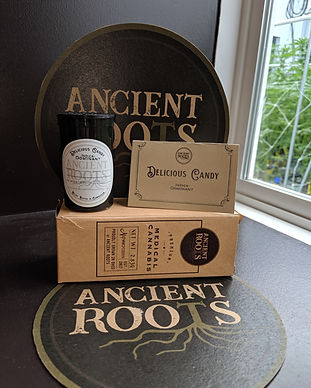 Ancient Roots Packaging