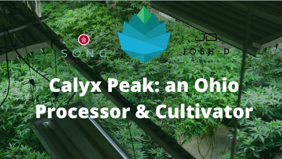 Calyx Peak Ohio Cultivation and Processing