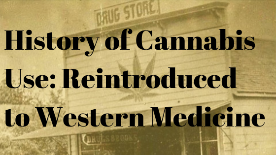 History of Cannabis Use