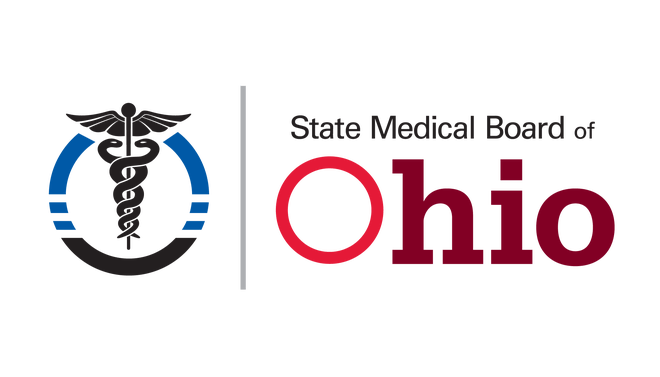 State Medical Board of Ohio Logo