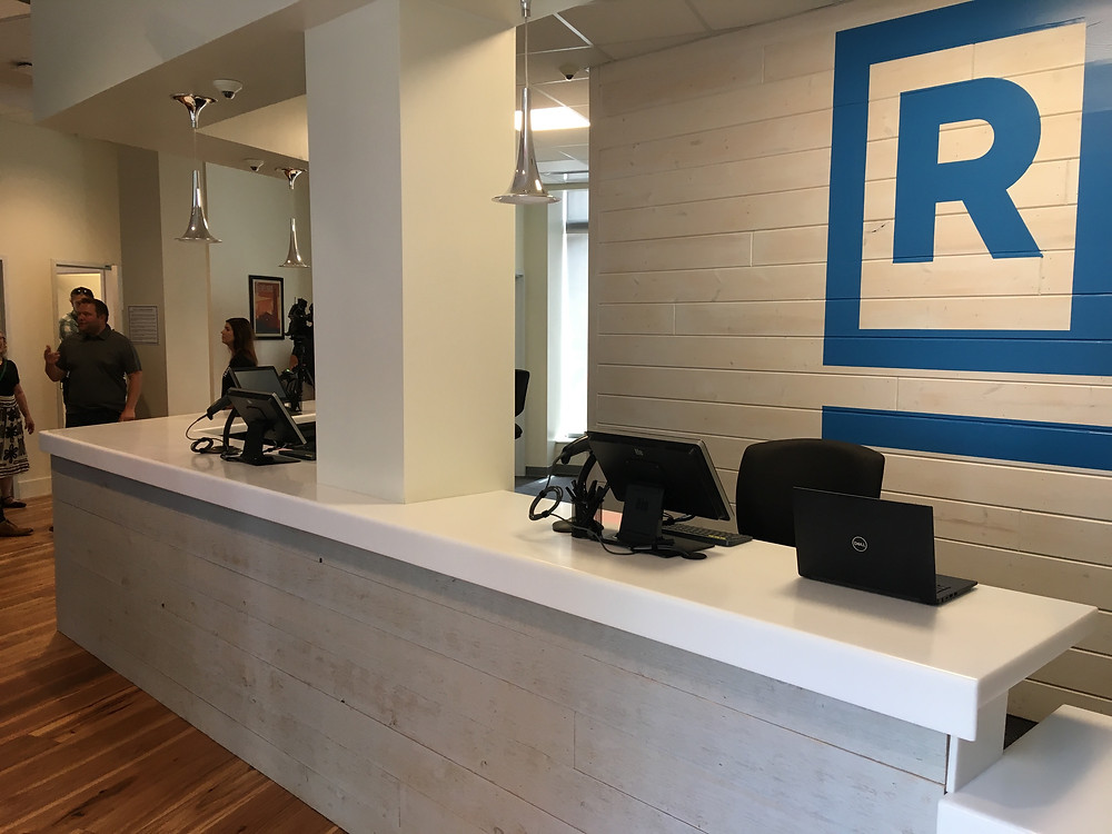 Rise Dispensary in Cleveland - Interior Showroom