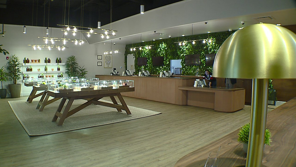 The Botanist Dispensary in Cleveland, OH