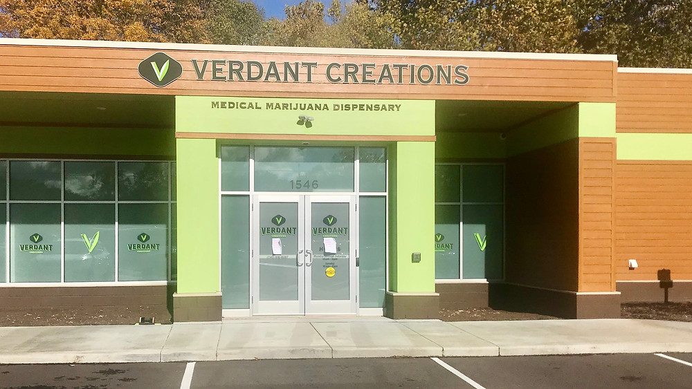 Verdant Creations Newark, OH Dispensary