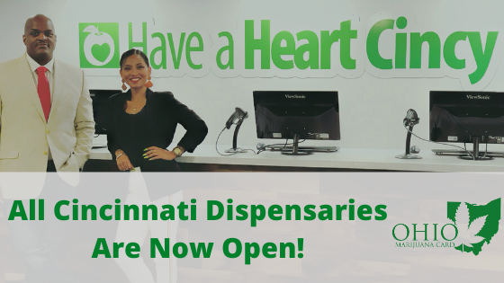 Have A Heart Cincy Dispensary Opens in Hartwell